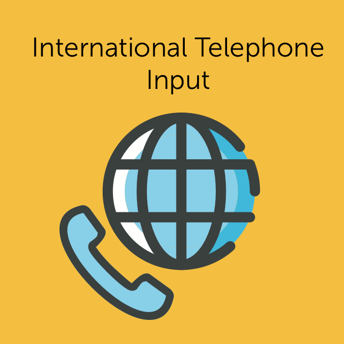 International Telephone Input for Magento 2